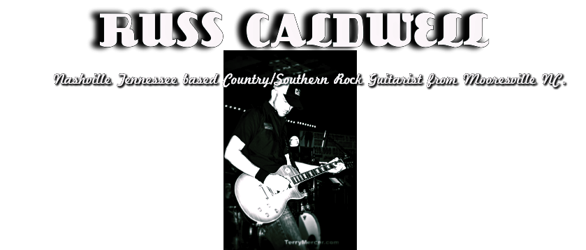 Web Home Of Country Musician Russ Caldwell